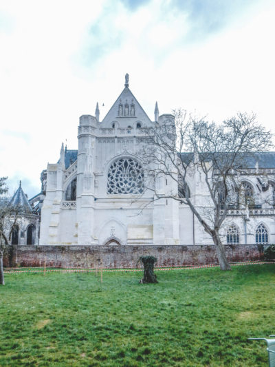 SAINT OMER – CATHEDRALE