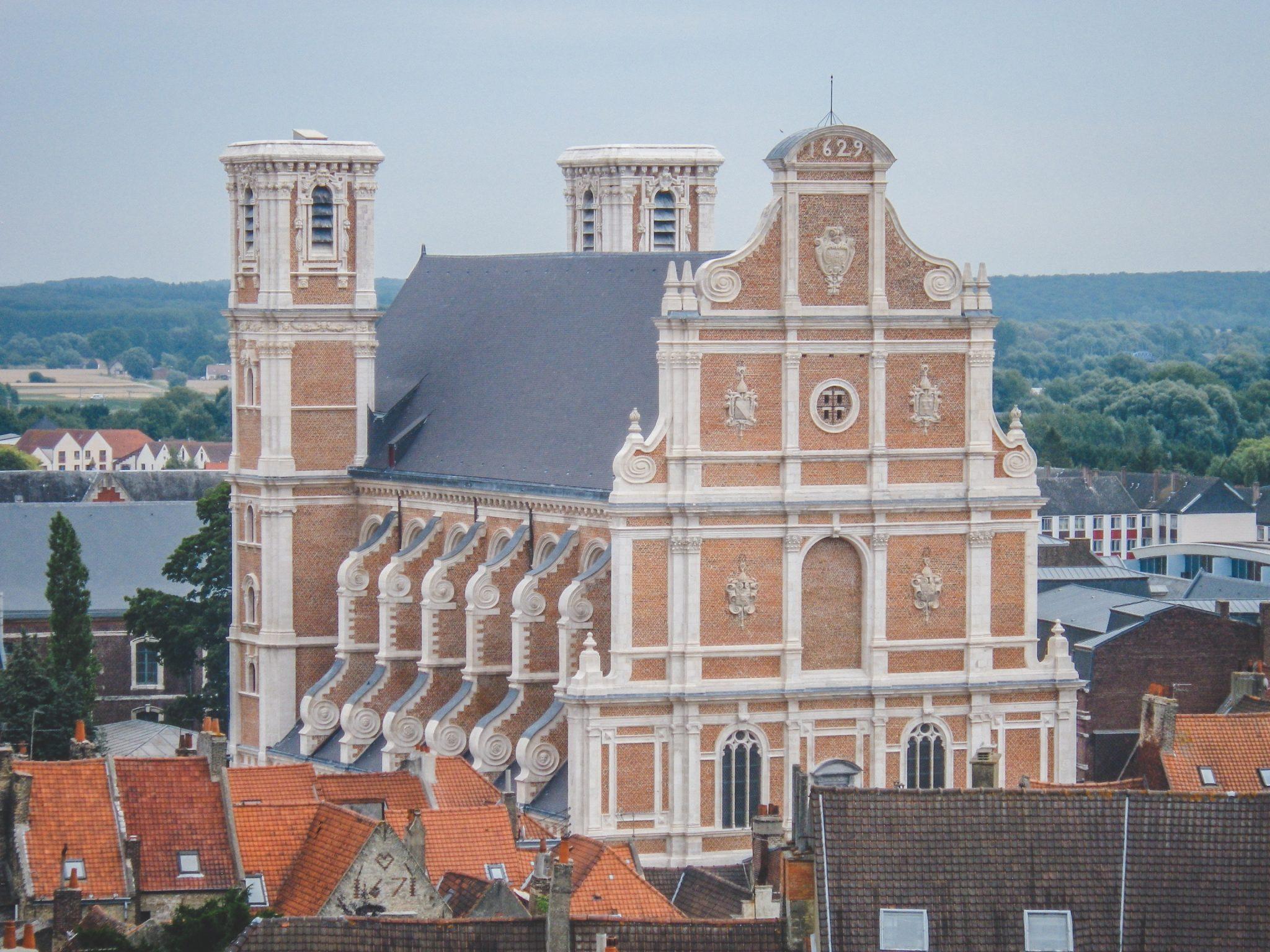 St Omer – Chapelle du Lycée